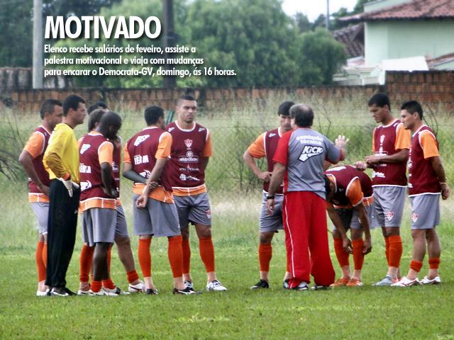 Motivação Uberaba Sport Club